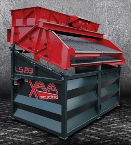 XAVA-Ruettelsieb-Siebmaschine_Vibrating-Screen_LS28_500x450