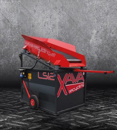 XAVA-Ruettelsieb-Siebmaschine_Vibrating-Screen_LS12_500x450