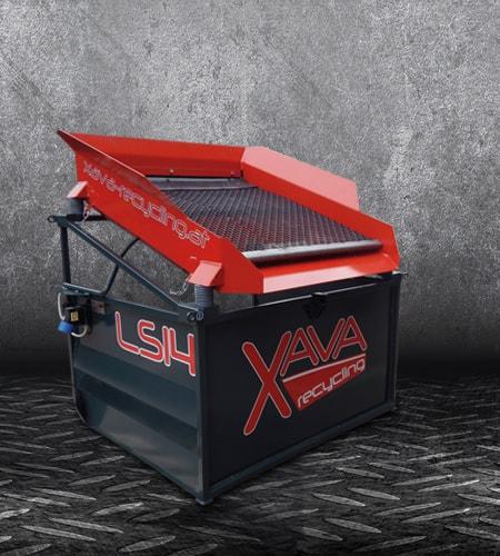 XAVA-Ruettelsieb-Siebmaschine_Vibrating-Screen_LS14_500x450